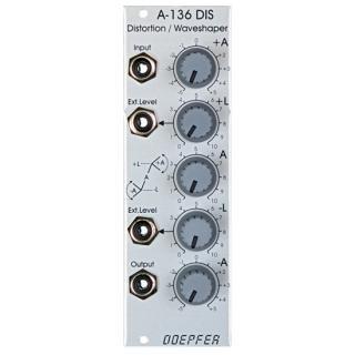 Doepfer | A-136 Distortion / Waveshaper