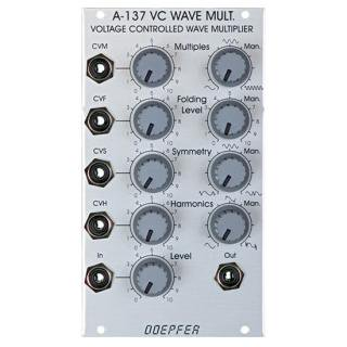 Doepfer | A-137-1 VC Wave Multiplier