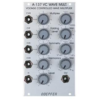 Doepfer | A-137-1 VC Wave Multiplier