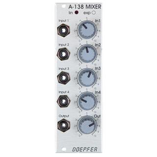 Doepfer A-138a Mixer Liner<img class='new_mark_img2' src='//img.shop-pro.jp/img/new/icons41.gif' style='border:none;display:inline;margin:0px;padding:0px;width:auto;' />
