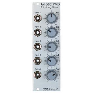 Doepfer A-138c Mixer Polarize<img class='new_mark_img2' src='//img.shop-pro.jp/img/new/icons41.gif' style='border:none;display:inline;margin:0px;padding:0px;width:auto;' />