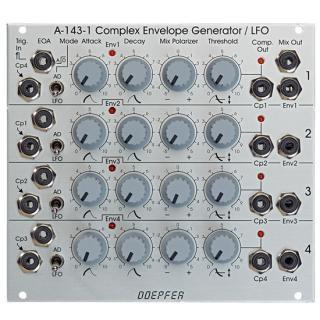 Doepfer | A-143-1 Quad AD/LFO