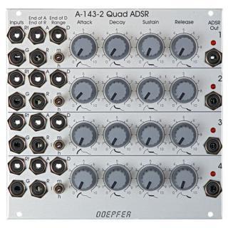 Doepfer | A-143-2 Quad ADSR