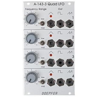 Doepfer | A-143-3 Quad LFO