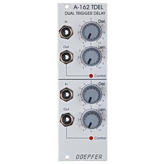 Doepfer A-162 Dual Trigger Delay<img class='new_mark_img2' src='//img.shop-pro.jp/img/new/icons41.gif' style='border:none;display:inline;margin:0px;padding:0px;width:auto;' />