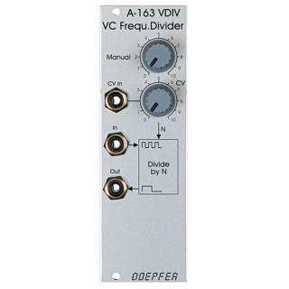 Doepfer A-163 Voltage Controlled Divider