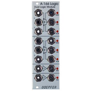 Doepfer A-166 Dual Logic Module<img class='new_mark_img2' src='//img.shop-pro.jp/img/new/icons41.gif' style='border:none;display:inline;margin:0px;padding:0px;width:auto;' />