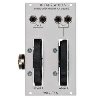 Doepfer A-174-2 Wheels