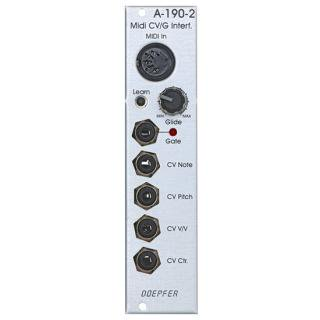 Doepfer A-190-2 Low Cost MIDI CV Interface