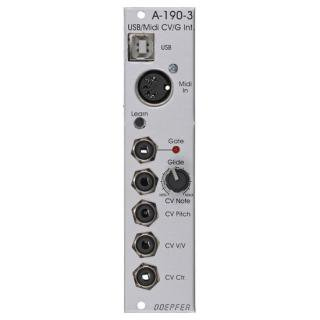 Doepfer A-190-3 MIDI/USB CV Interface