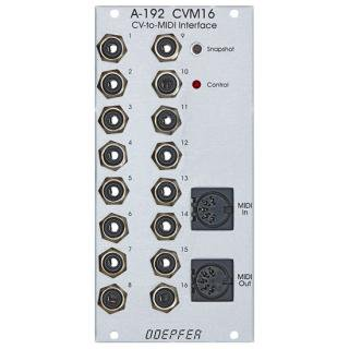 Doepfer | A-192-1 VMC-16 CV MIDI Interface