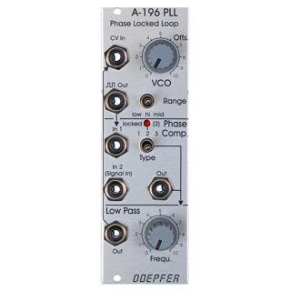 Doepfer | A-196 Phase Locked Loop