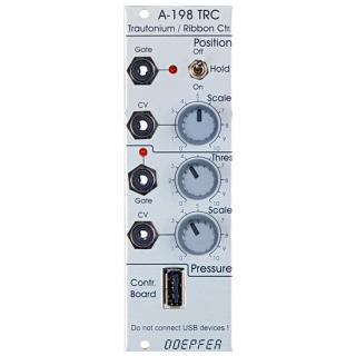 Doepfer A-198 Trautonium / Ribbon Controller