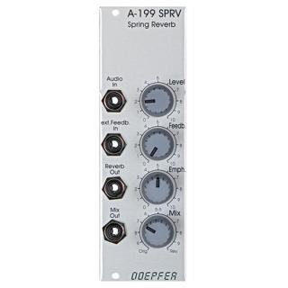 Doepfer A-199 Federhall / Spring Reverb<img class='new_mark_img2' src='//img.shop-pro.jp/img/new/icons41.gif' style='border:none;display:inline;margin:0px;padding:0px;width:auto;' />