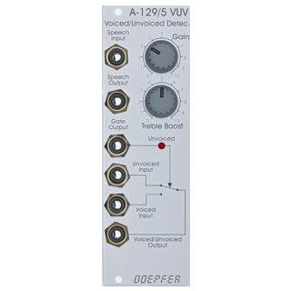 Doepfer A-129-5 Voiced/Unvoiced Detector 生産終了 在庫限り