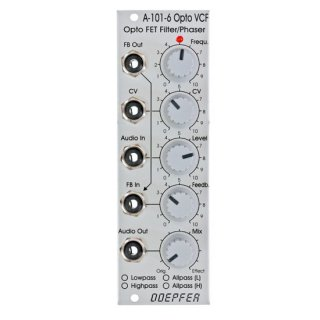 Doepfer A-101-6 Six Stage VC Opto FET Filter/Phaser