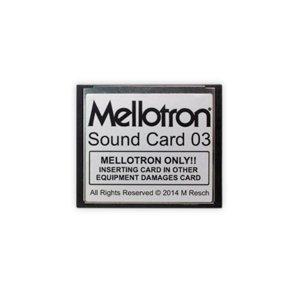 Mellotron | Sound Card 03