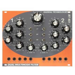Radikal Technologies RT-451 Dual Multimode Filter