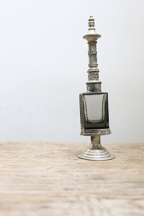 Moroccan Perfume bottle 154168773