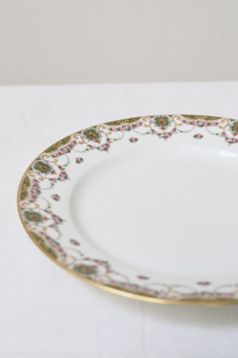 Limoges plate 158632540