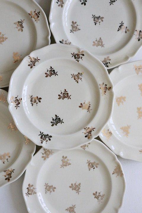 Limoges gold & ivory 157844363