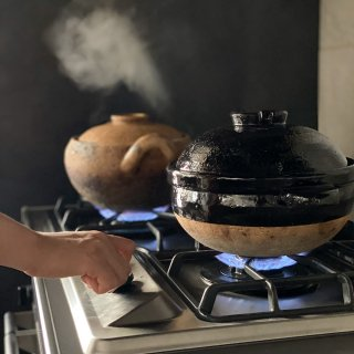 オンライン土鍋料理教室 土鍋の朝ごはん(TEV-15)