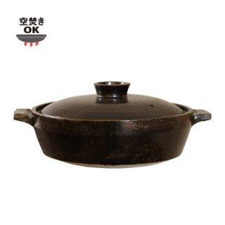 伊賀土鍋 キャセロール/2〜4人用(NNC-37)