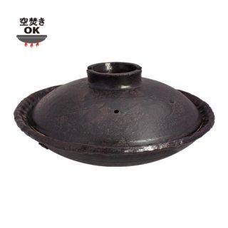 鉢鍋 黒/3〜4人用(ON-33)