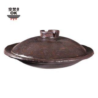 鉢鍋 赤/3〜4人用(ON-34)