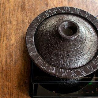 IH対応型 鉢鍋 黒釉(NCT-44)