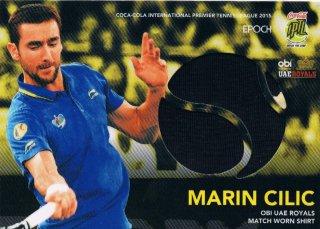 2015 EPOCH IPTL HOBBY Match Worn Shirts Marin Cilic 【79枚限定】 / MINT新宿店063 ハム.A様