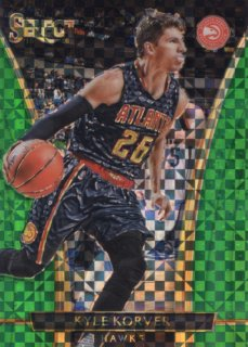 15-16 Panini Select Parallel Card (Green Prizm) Kyle Korver 【5枚限定】 MINT梅田店 1CTいったった様