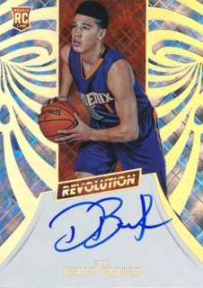 2015-16 PANINI REVOLUTION RC Auto Devin Booker Rookie Star RS59様