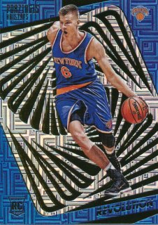 2015-16 PANINI REVOLUTION RC Infinite Kristaps Porzingis Rookie Star RS59様
