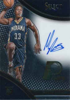 2015-16 PANINI SELECT RC Auto Myles Turner 【199枚限定】Rookie Star RS60様