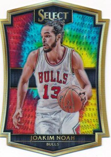 2015-16 PANINI SELECT Tye-Die Joakim Noah 【25枚限定】Rookie Star RS60様