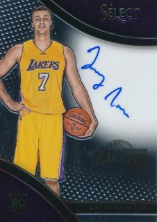 2015-16 PANINI SELECT RC Auto Larry Nance Jr. 【199枚限定】Rookie Star RS61様