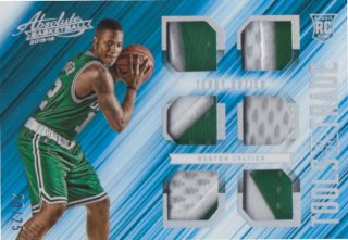 2015-16 PANINI ABSOLUTE ROOKIE MATERIALS Terry Rozier 【25枚限定】 / MINT池袋店 バス太郎様