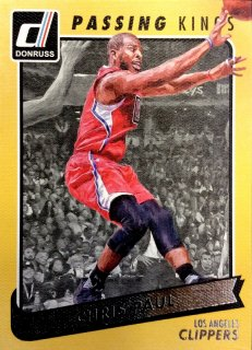 2015-16 PANINI DONRUSS Passing Kings Chris Paul / MINT新宿店561 KAZU様