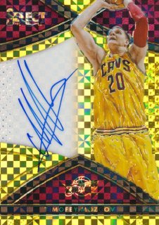 2015-16 PANINI SELECT Gold Auto Timofey Mozgov 【10枚限定】Rookie Star RS9様