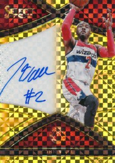2015-16 PANINI SELECT Gold Auto John Wall 【10枚限定】Rookie Star RS16様