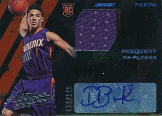 2015-16 PANINI ABSOLUTE Jersey Auto Devin Booker 【149枚限定】Rookie Star RS61様