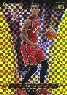 2015-16 PANINI SELECT RC Gold Delon Wright 【10枚限定】Rookie Star RS61様