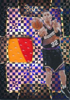 2015-16 PANINI SELECT Black Prizm Patch Jason Kidd 【1枚限定】Rookie Star RS25様