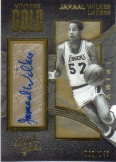 15-16 Panini Black Gold Vintage Gold Autograph Card Jamaal Wilkes  【149枚限定】 MINT梅田店 John Doe様