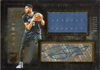 2015-16 BLACK GOLD Jersey Auto Karl-Anthony Towns【199枚限定】仙台店 下柳様