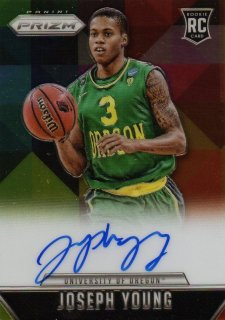 2015-16 PANINI PRIZM ROOKIE SIGNATURES Joseph Young / MINT池袋店 タカヒロ様
