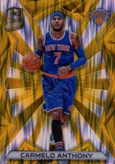 2015-16 PANINI SPECTRA GOLD PRIZMS Carmelo Anthony 【10枚限定】 / MINT池袋店 O様