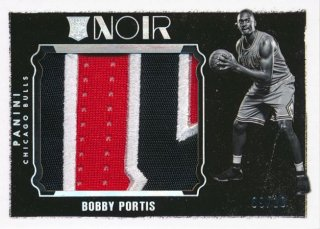 2015-16 PANINI Noir Patch Bobby Portis 【10枚限定】Rookie Star RS54様