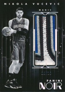 2015-16 PANINI Noir Patch Nikola Vucevic 【10枚限定】Rookie Star RS54様